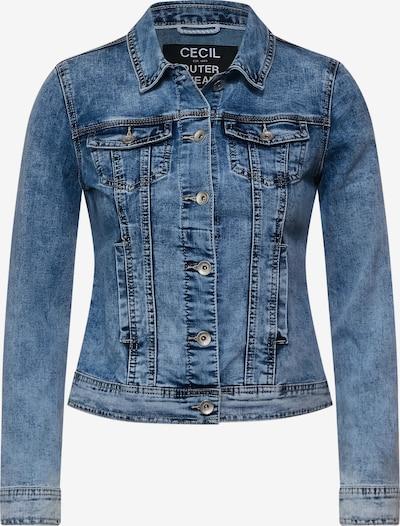 CECIL Jacke in blau, Produktansicht