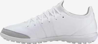 PUMA Fußballschuh in grau / weiß, Produktansicht