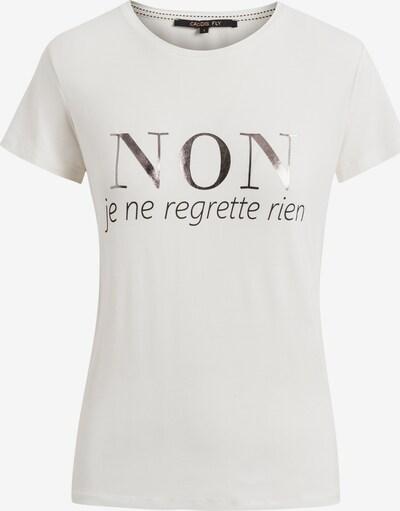 CaddisFly T-shirt in weiß, Produktansicht