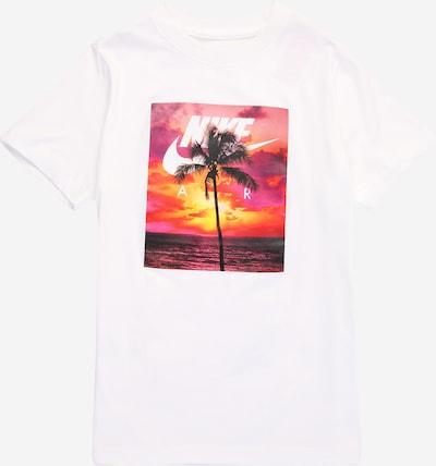 Nike Sportswear Shirt in mischfarben / weiß, Produktansicht