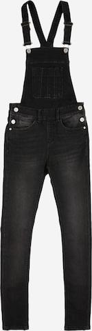 Cars Jeans Hängselbyxa i svart