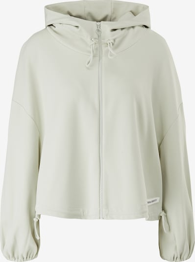 comma casual identity Zip-Up Hoodie in Pastel green, Item view
