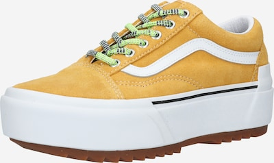 Sneaker low 'Old Skool' VANS pe galben auriu / alb, Vizualizare produs