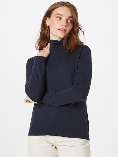 TOM TAILOR Svetr - tmavě modrá, Model/ka
