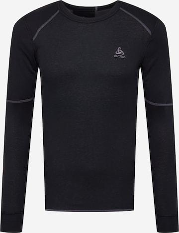 pelēks ODLO Sporta krekls