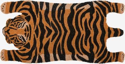 esschert design Fußmatte 'Tiger' in orange / schwarz, Produktansicht