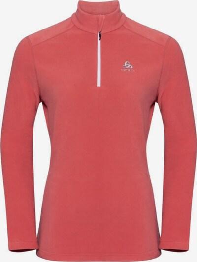 ODLO Shirt 'Midlayer 1/2 zip LE TOUR' in orange, Produktansicht