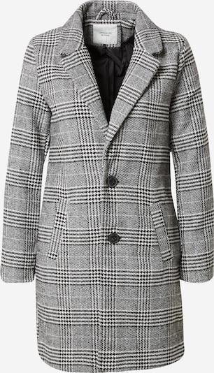 JDY Mantel 'NEWEMMA' in schwarz / weiß, Produktansicht