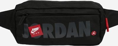Jordan Laukku 'JAN JUMPMAN' värissä harmaa / musta, Tuotenäkymä