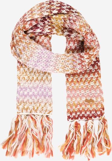 Barts Šál 'Nicole' - pastelovo fialová / oranžová / tmavooranžová / červená / biela, Produkt