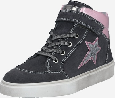 RICHTER Čizme u roza / crna / srebro, Pregled proizvoda
