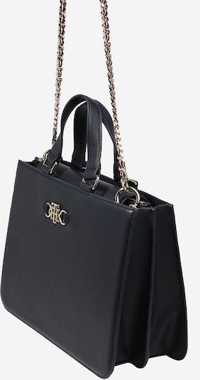 TOMMY HILFIGER Tasche in dunkelblau / gold, Produktansicht