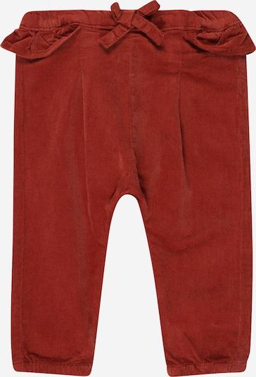 NAME IT Панталон 'RIE' в ръждиво червено, Преглед на продукта