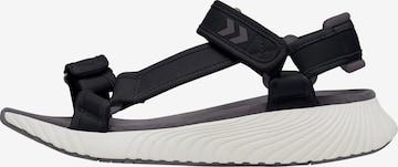 Sandales de randonnée Hummel en noir