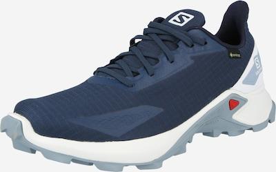 SALOMON Chaussure de course 'ALPHACROSS BLAST GTX' en bleu, Vue avec produit