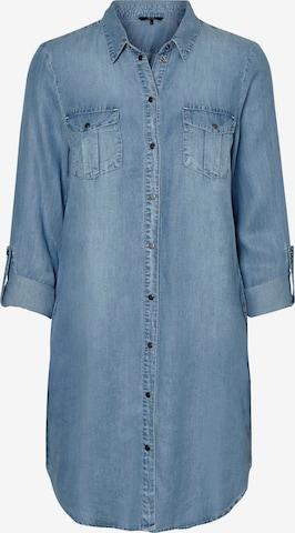 VERO MODA Μπλουζοφόρεμα 'VMSILLA' σε μπλε