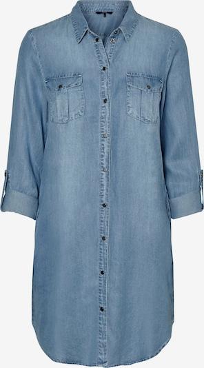 VERO MODA Robe-chemise 'VMSILLA' en bleu denim, Vue avec produit