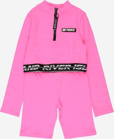 River Island Shirt und Hose in pink, Produktansicht