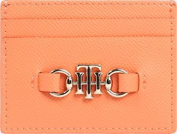 TOMMY HILFIGER Kukkaro värissä oranssi