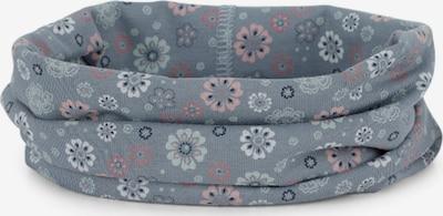 STERNTALER Écharpe en bleu marine / opal / gris / rose / blanc, Vue avec produit