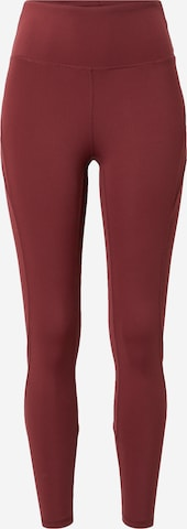 Marika Workout Pants 'DELINAH' in Red