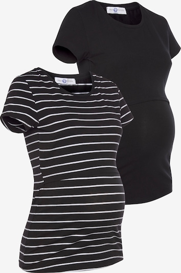 Neun Monate Shirt '2er Pack' in mischfarben, Produktansicht