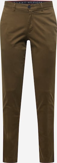 TOMMY HILFIGER Панталон Chino 'BLEECKER' в Каки: Изглед отпред