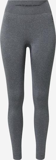 ODLO Unterhose 'Performance Warm' en gris chiné / noir, Vue avec produit