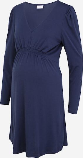 MAMALICIOUS Robe 'Analia' en bleu violet, Vue avec produit