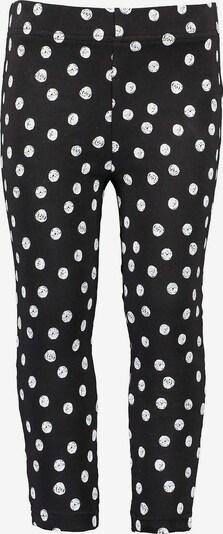 BLUE SEVEN Leggings in schwarz / weiß, Produktansicht