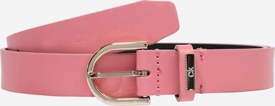 Calvin Klein Gürtel in rosa, Produktansicht