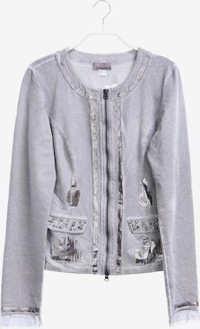 Mandarin Jacket & Coat in XS in Grey