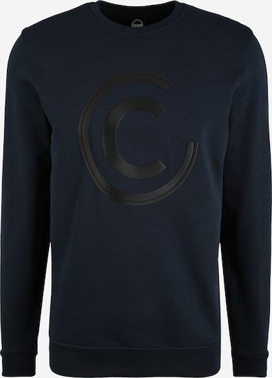 Colmar Sweat de sport en bleu foncé / noir, Vue avec produit