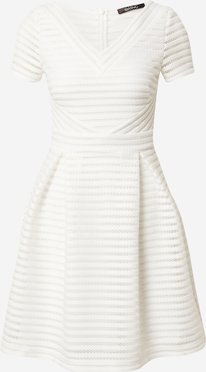SWING Cocktailjurk in de kleur Wit, Productweergave