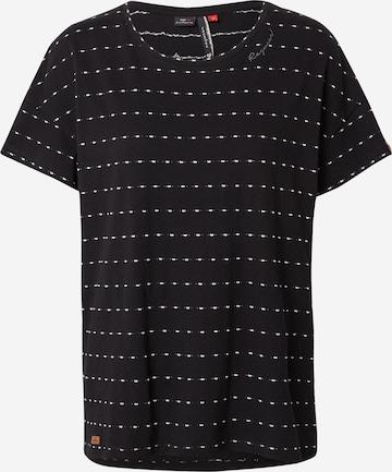 Ragwear Shirt 'CELEB' in Black