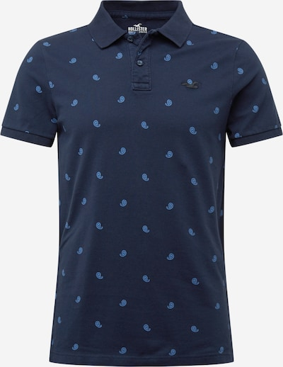 HOLLISTER Tričko - modrá / námořnická modř, Produkt