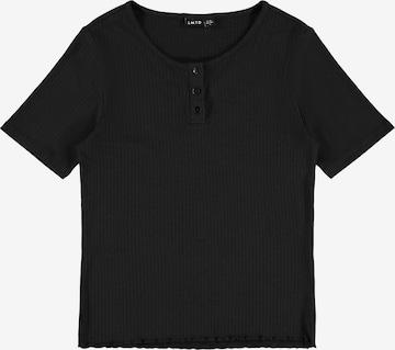 LMTD Shirt 'Nunne' in Schwarz