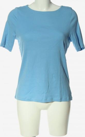 munich freedom Strickshirt in M in blau, Produktansicht