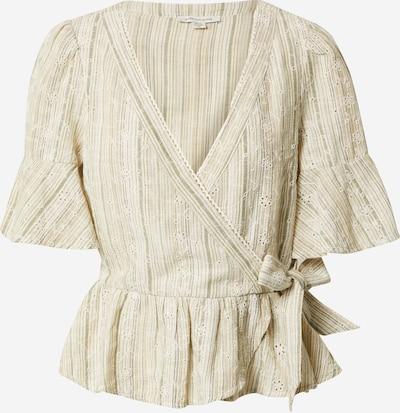 Camicia da donna American Eagle di colore cachi / bianco, Visualizzazione prodotti