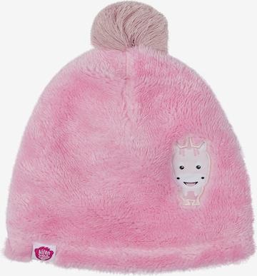 Affenzahn Kindermütze 'Einhorn' in Pink