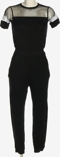 Topshop Langer Jumpsuit in XXS in schwarz, Produktansicht