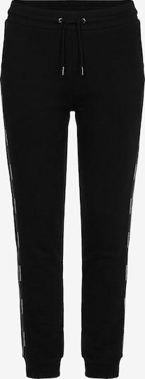 Calvin Klein Παντελόνι σε μαύρο / λευκό, Άποψη προϊόντος