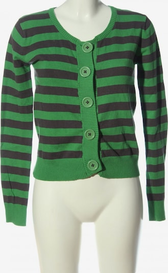 FLASHLIGHTS Sweater & Cardigan in S in Green / Black, Item view