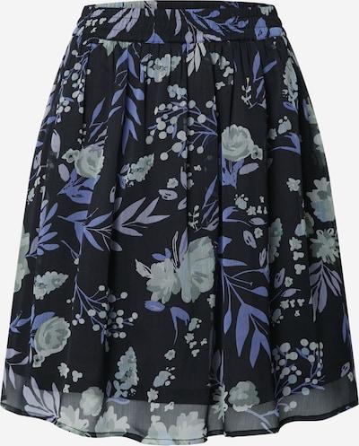 OBJECT Sukně 'FIOLA' - tmavě modrá / mix barev, Produkt