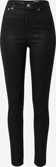rag & bone Jeans 'Nina' in black denim, Item view