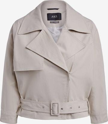 SET Between-Season Jacket in Beige