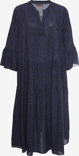 miss goodlife Kleid in blau / schwarz, Produktansicht