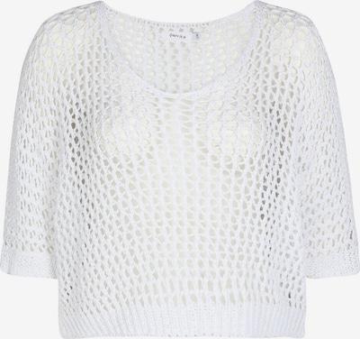 Paprika Pullover in weiß, Produktansicht
