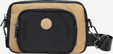 Scalpers Τσάντα ώμου 'Mila' σε μαύρο