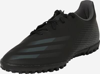 ADIDAS PERFORMANCE Buty sportowe 'X GHOSTED' w kolorze szary / czarnym: Widok z przodu